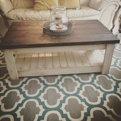 Creative coffee table design ideas for your home 45