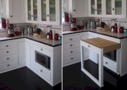 Creative diy easy kitchen makeovers 11
