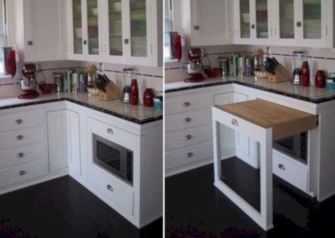 Creative diy easy kitchen makeovers 11