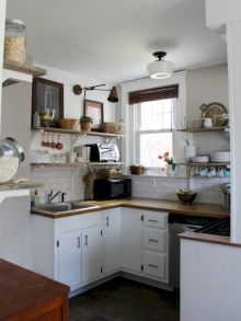 Creative diy easy kitchen makeovers 12