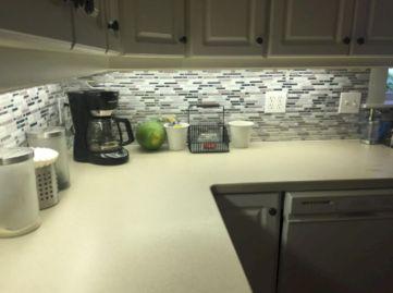 Creative diy easy kitchen makeovers 15