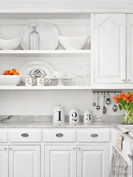 Creative diy easy kitchen makeovers 26