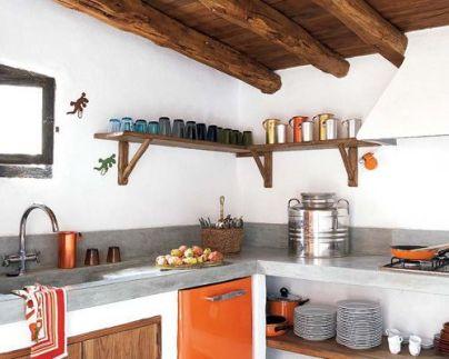 Easy grey and white kitchen backsplash ideas 29