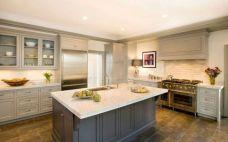 Easy grey and white kitchen backsplash ideas 31