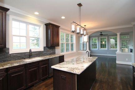 Easy grey and white kitchen backsplash ideas 34