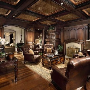 Easy rustic living room design ideas 38