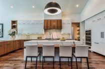 Elegant kitchen ideas with white cabinets 03