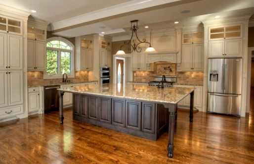Elegant kitchen ideas with white cabinets 06