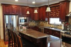 Elegant kitchen ideas with white cabinets 20