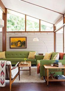 Elegant mid century living room furniture ideas 01