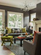 Elegant mid century living room furniture ideas 10