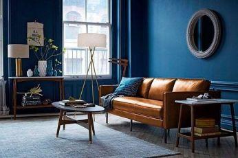 Elegant mid century living room furniture ideas 15