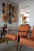 Elegant mid century living room furniture ideas 39