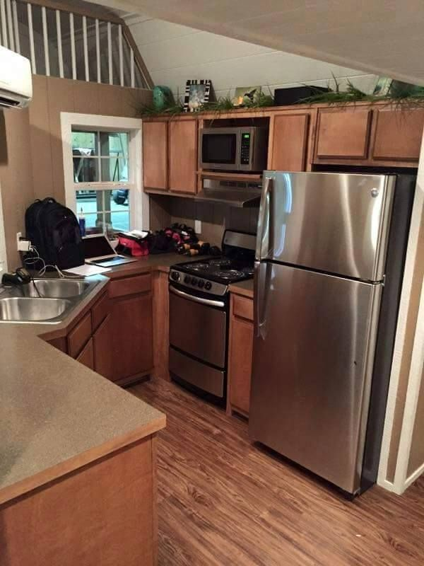 Fabulous small house kitchen ideas 12