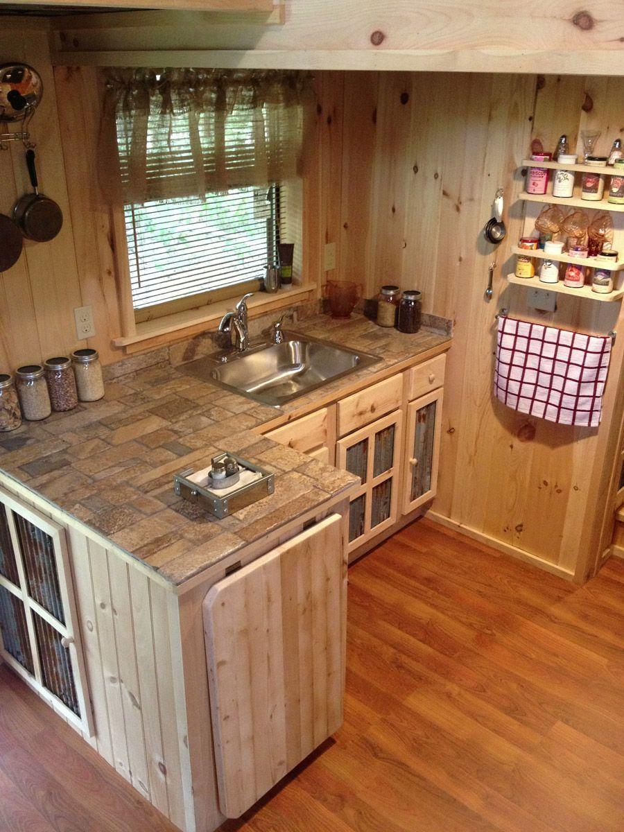 Fabulous small house kitchen ideas 37