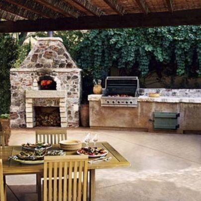 Fancy fire pit design ideas for your backyard home 11