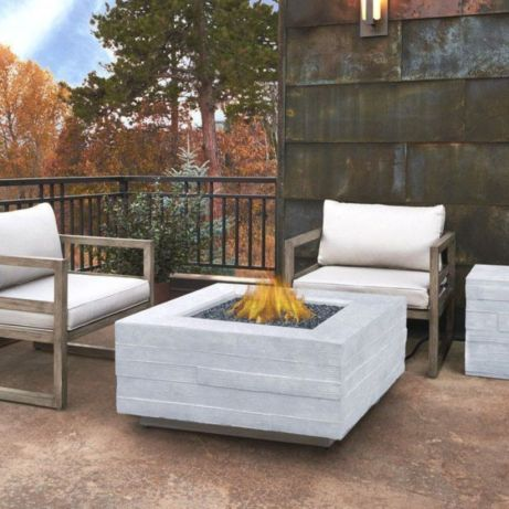 Fancy fire pit design ideas for your backyard home 14