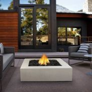 Fancy fire pit design ideas for your backyard home 34