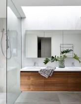 Fantastic mid century modern bathroom vanity ideas 03