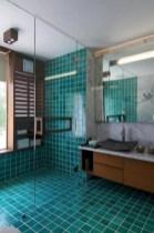 Fantastic mid century modern bathroom vanity ideas 04