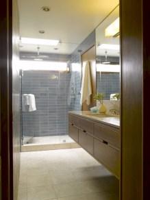 Fantastic mid century modern bathroom vanity ideas 13