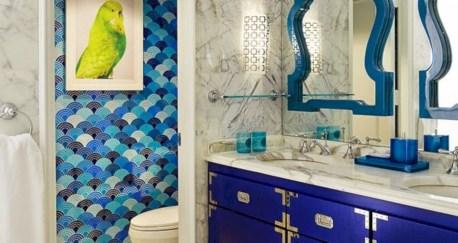 Fantastic mid century modern bathroom vanity ideas 21