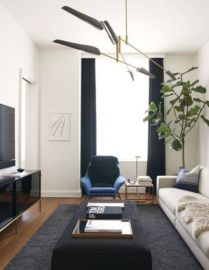 Gorgeous ideas on creating color harmony in interior design 07