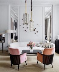 Gorgeous ideas on creating color harmony in interior design 18