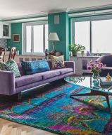 Gorgeous ideas on creating color harmony in interior design 22