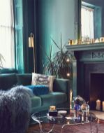 Gorgeous ideas on creating color harmony in interior design 25