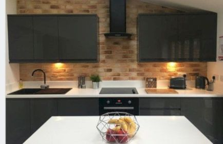 Gorgeous small kitchen makeovers on a budget 03