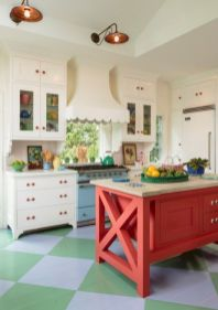 Gorgeous small kitchen makeovers on a budget 04