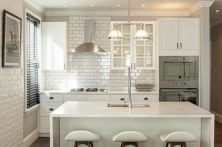 Gorgeous small kitchen makeovers on a budget 08