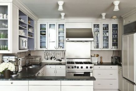 Gorgeous small kitchen makeovers on a budget 16
