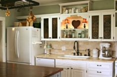 Gorgeous small kitchen makeovers on a budget 25