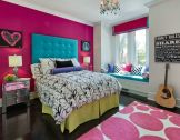 Impressive colorful bedroom ideas 09