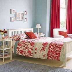 Impressive colorful bedroom ideas 14