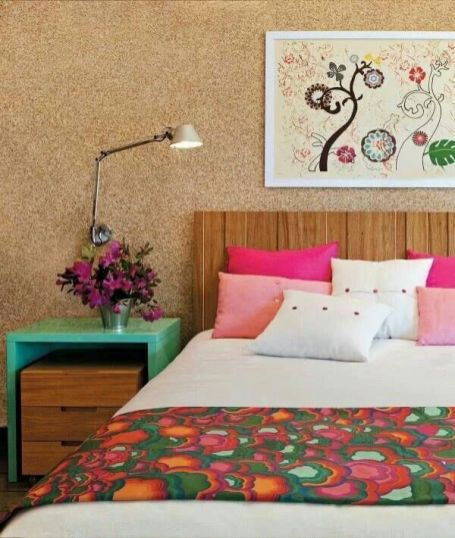 Impressive colorful bedroom ideas 23