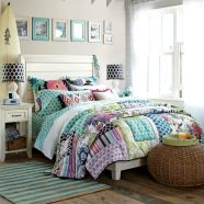 Impressive colorful bedroom ideas 29