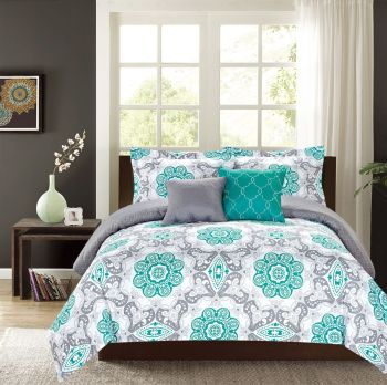 Impressive colorful bedroom ideas 41