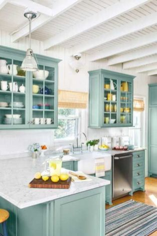 Impressive kitchen retro design ideas for best kitchen inspiration 14