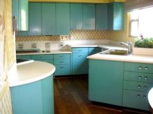 Impressive kitchen retro design ideas for best kitchen inspiration 17