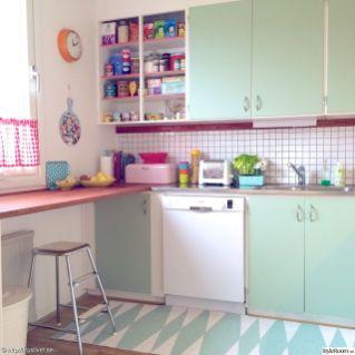 Impressive kitchen retro design ideas for best kitchen inspiration 18