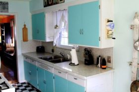 Impressive kitchen retro design ideas for best kitchen inspiration 19