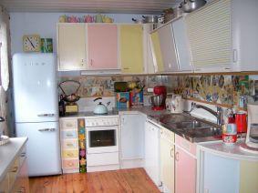 Impressive kitchen retro design ideas for best kitchen inspiration 24