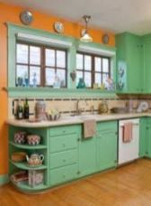 Impressive kitchen retro design ideas for best kitchen inspiration 37