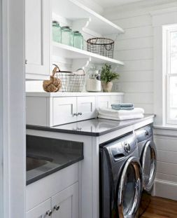 Inspiring small laundry room ideas 26