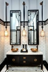 Lovely hotel bathroom design ideas that can be applied to your home 10