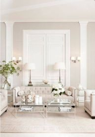 Relaxing formal living room decor ideas 01