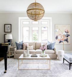 Relaxing formal living room decor ideas 33